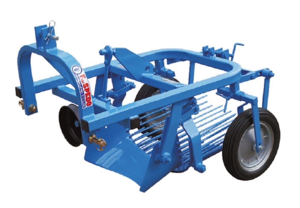 Arracheuse pomme de terre micro tracteur