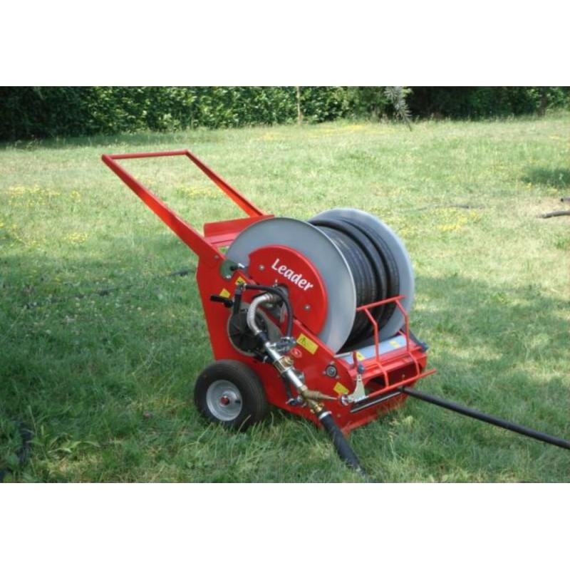 Enrouleur d 39 irrigation automatique 32 70m terrateck for Arrosage jardin automatique