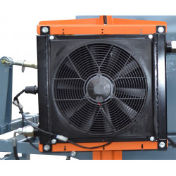 Hydrostatic air cooler 23hp