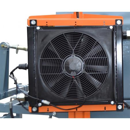 aéro-réfrigérant hydrostatique porte outils terrateck