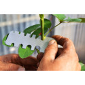 Rose bush measuring tool 3.5 to 14mm