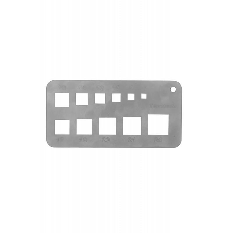 Kalibriergerät für Zwiebeln 6 bis 24 mm