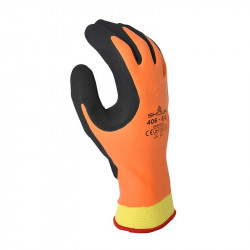 Waterproof winter work gloves