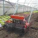 Terrateck multi-row seeder