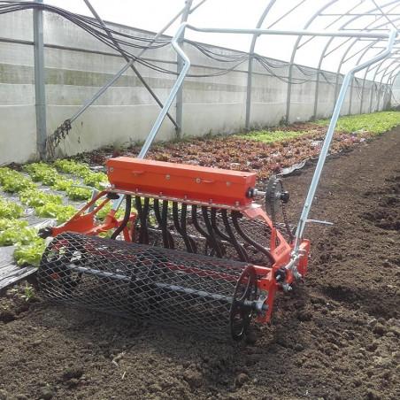 Terrateck multi-row seeder