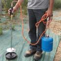 Folienperforiergerät THERMO-PERFO Garten und Baumschulen