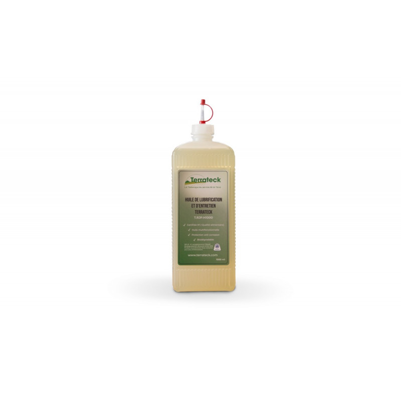 Lubrication and maintenance oil