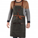 Apron for retail and market use