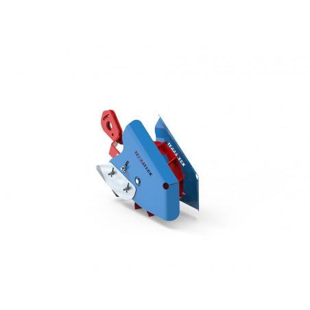Cape de protection pour roue sarcleuse