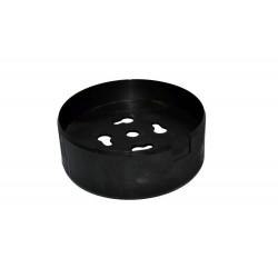 Runder, beidseitig verwendbarer Aufsatz 114 mm