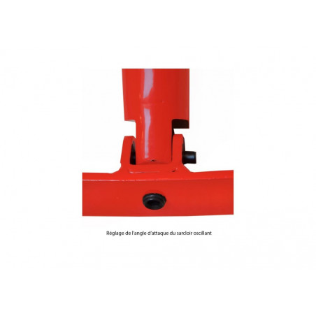 Sarcloir oscillant Omega - Terrateck