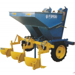1-2-3-4 rangs - Tracteur