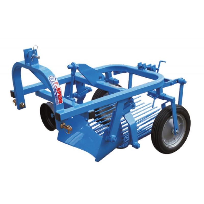 Potato harvester - Microtractor