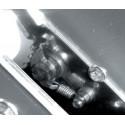 Enrouleur automatique 33m de tuyau d'arrosage