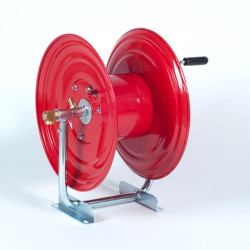 Manual wall-mounted hose reel - 100M