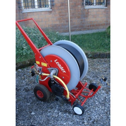 Automatic irrigation reel 25/50m
