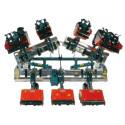 Bineuse multifraises modèle FP - FPA - FPXA