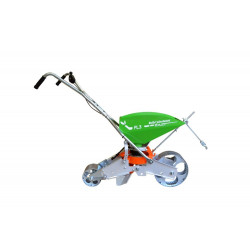 Microbulb single-row transplanter