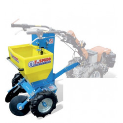 1-row potato planter - Cultivator