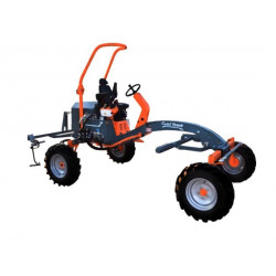 Culti'track 23HP-2RM market gardening tool carrier