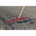 Furrow opener with adjustable gap 4 rows (700mm)